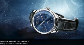 IWC 2015 adds a Calendar to its Portuguese Model