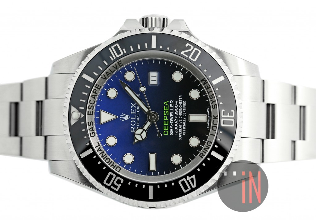 Rolex Deepsea Sea Dweller D Blue