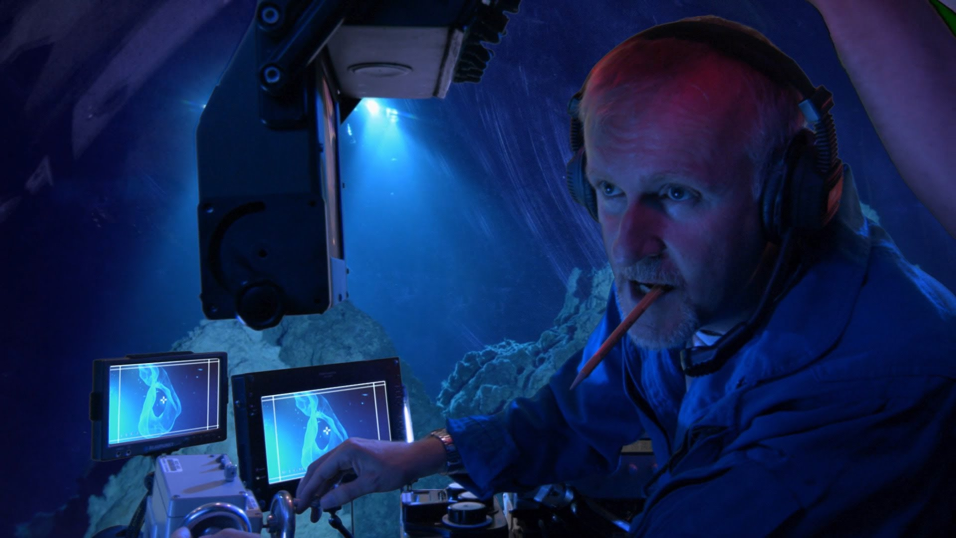 Rolex And James Cameron Team Up To Get To The Bottom Of