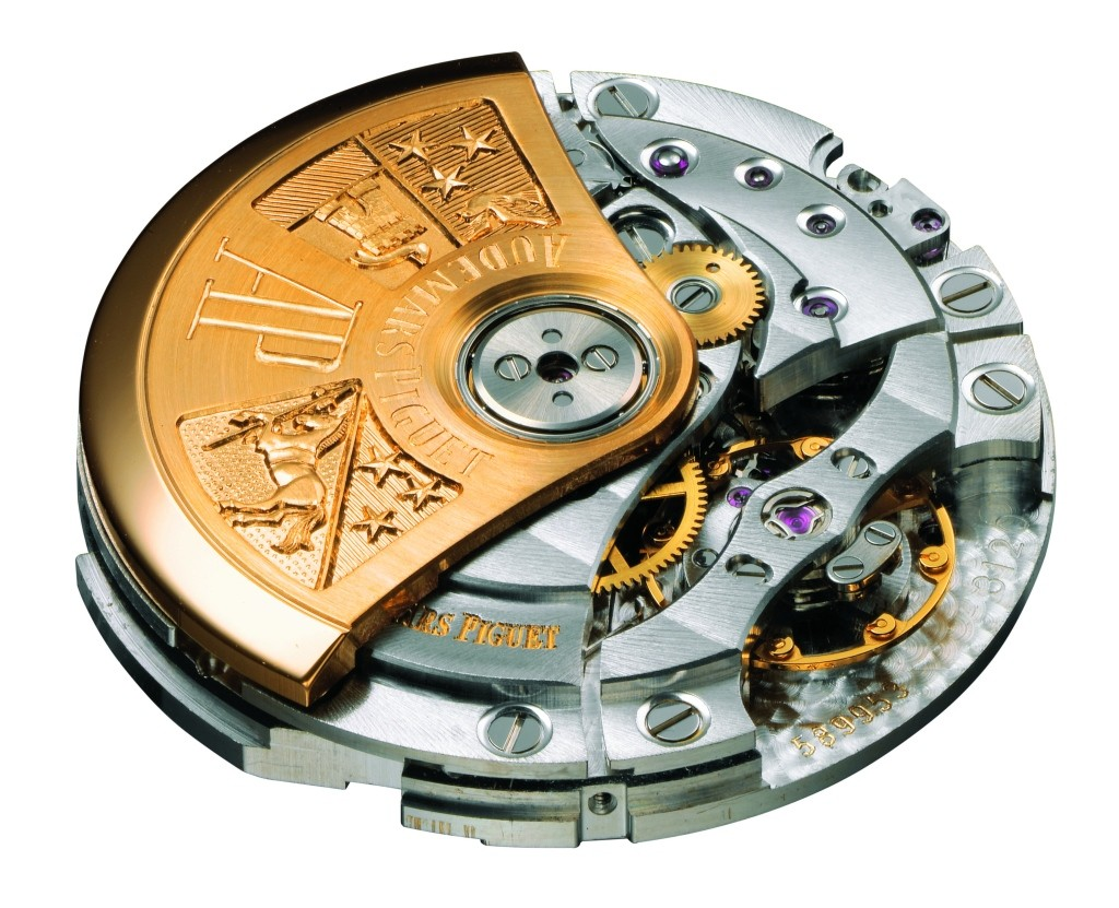 Audemars Piguet Royal Oak Diver movement