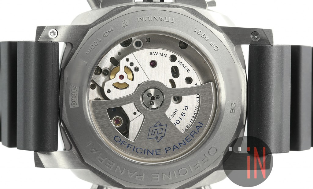 Panerai-Luminor-1950-Regatta-3-Days-Chrono-Flyback-Titanio-caseback-EiT