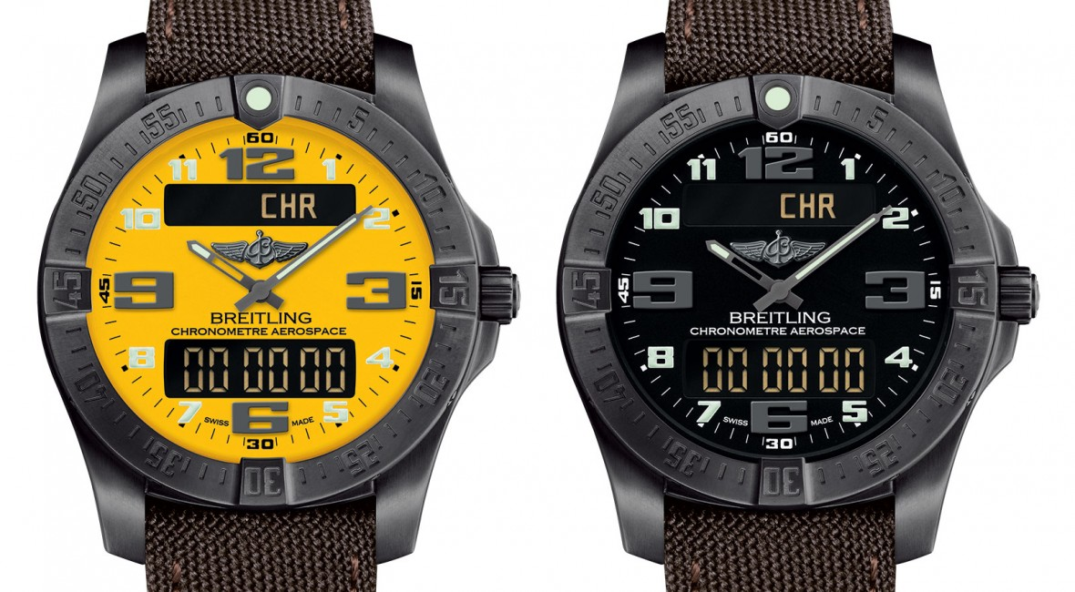 Breitling Aerospace Evo Night Mission 2