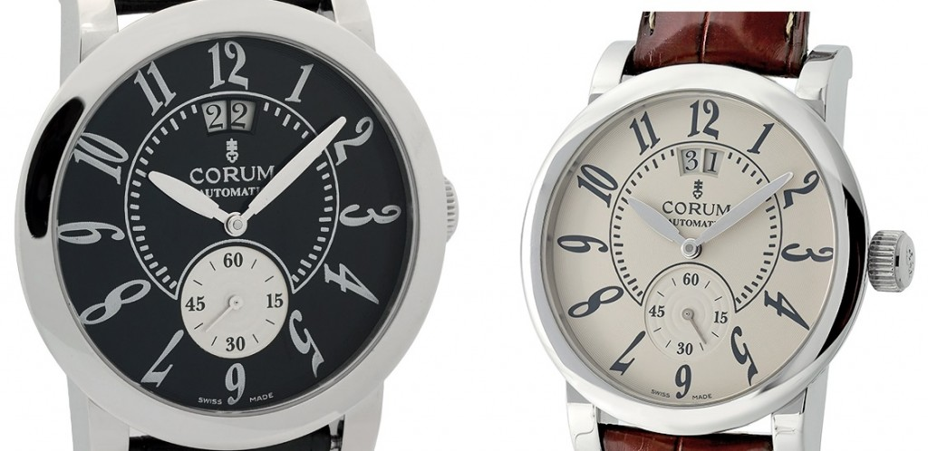 Corum-Classical-Grande-Date-Black-and-White-dial-EiT