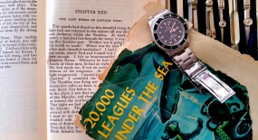 From Atlantis with Love * A Tribute to the Rolex Sea-Dweller