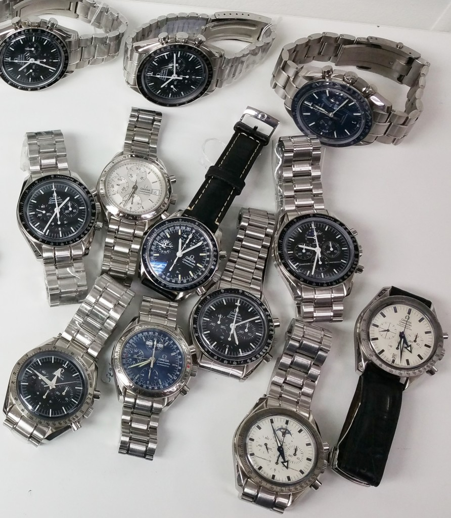 Christie's-Auction-Omega-Speedmasters-Various-Bunch-Load-Blog-EiT