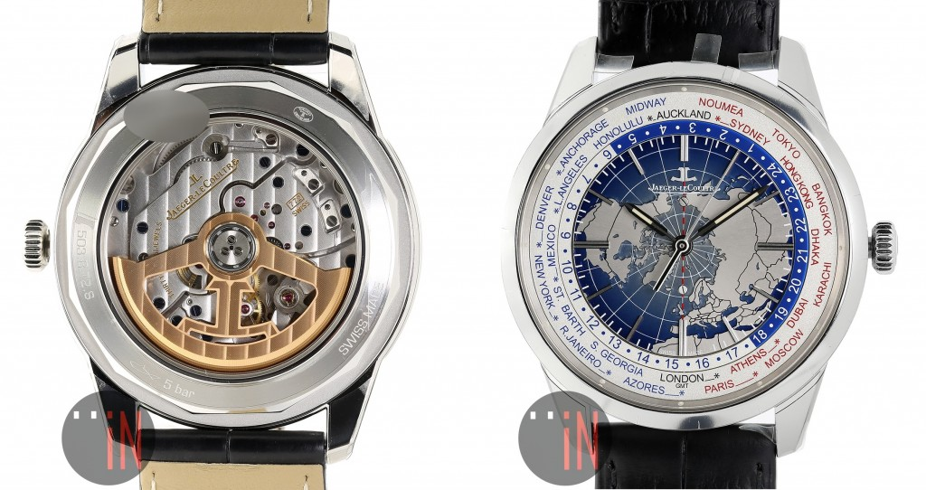 Jaeger-LeCoultre Geophysics Universal Time