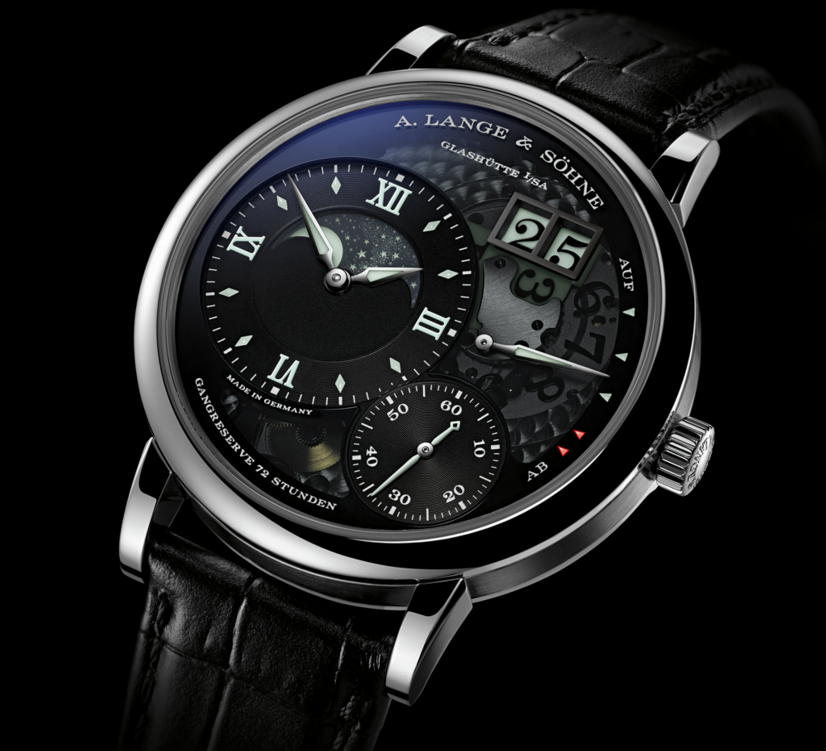Grande Lange 1 Moon Phase Capture