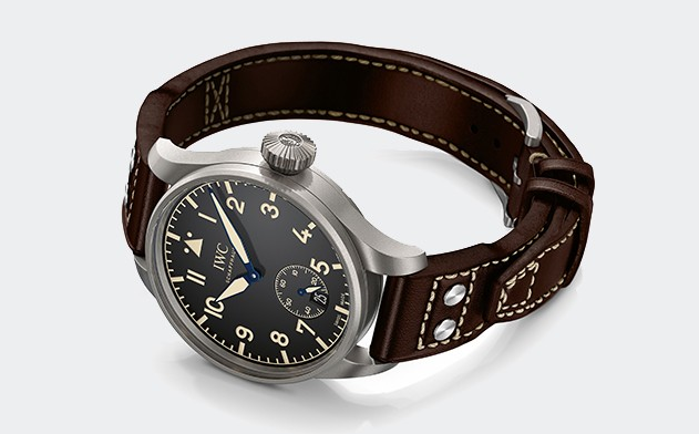 IWC Big Pilot Heritage 55  Capture