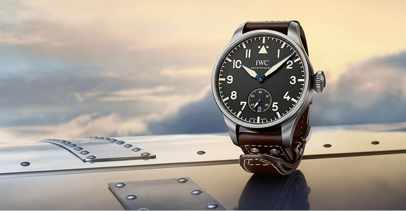 IWC Big Pilot Heritage 55  on PLANE Capture