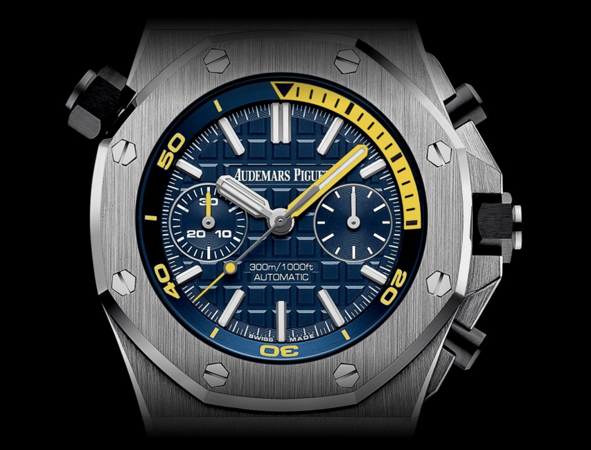 SIHH 2016 Audemars Piguet Royal Oak Offshore Diver 00 Capture
