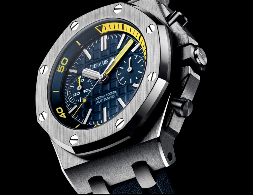 SIHH 2016 Audemars Piguet Royal Oak Offshore Diver 01 Capture