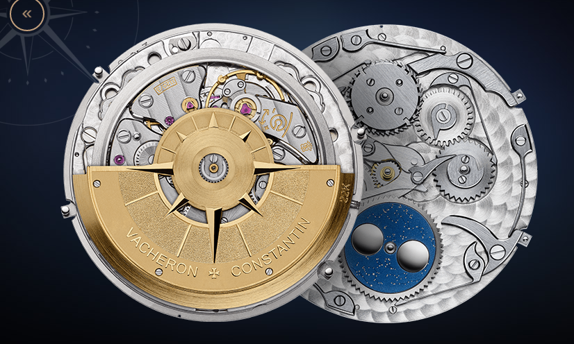 Vacheron Ultra Thin calibre 1120 QP Capture