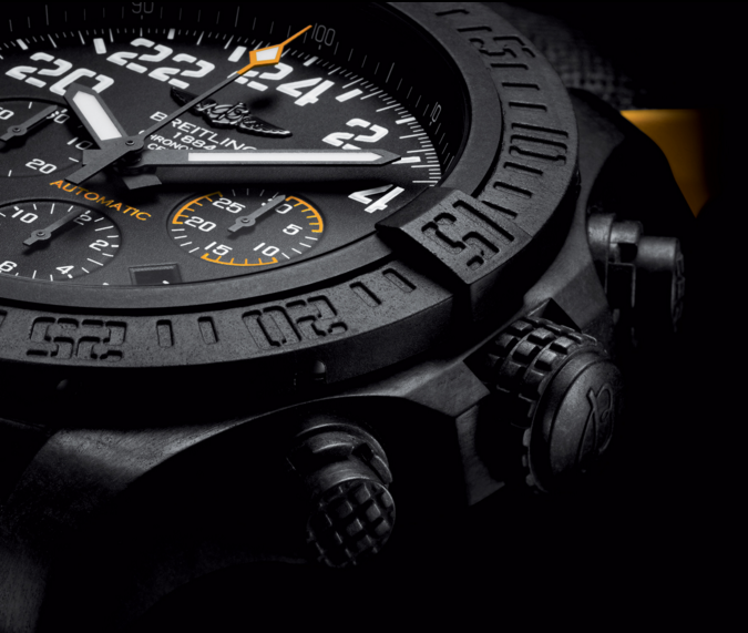 Breitling Hurricane Dial - Capture