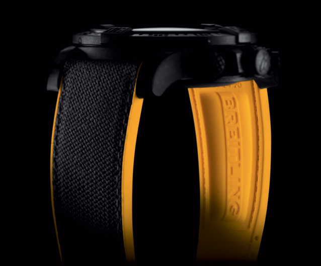 Breitling Hurricane STRAP - Capture