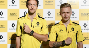 Bell & Ross Team Up with Renault