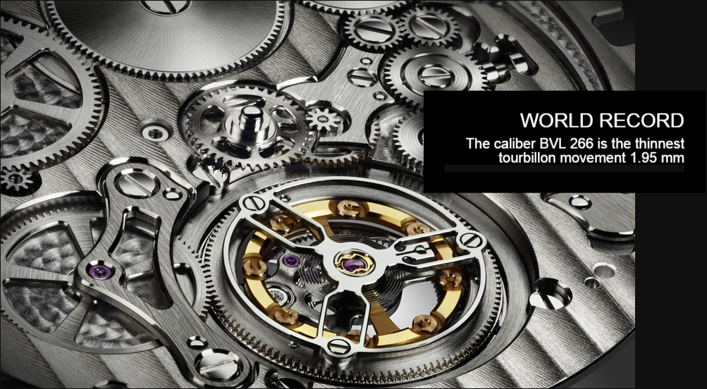 Bvlgari tourbillon - Capture