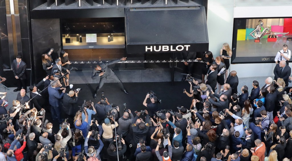 Hublot-5th-Avenue-NYC-Boutique-Opening