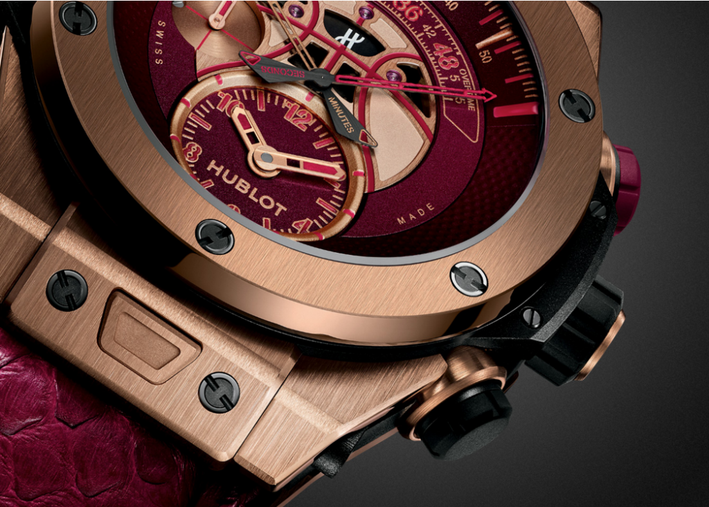 Hublot Kobe side - Capture