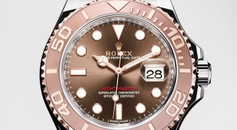 BLOG - ROLEX 40 in two metals