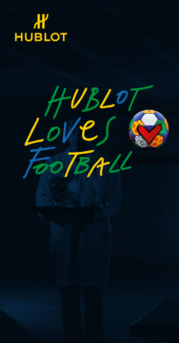 Hublot Loves Football - Capture