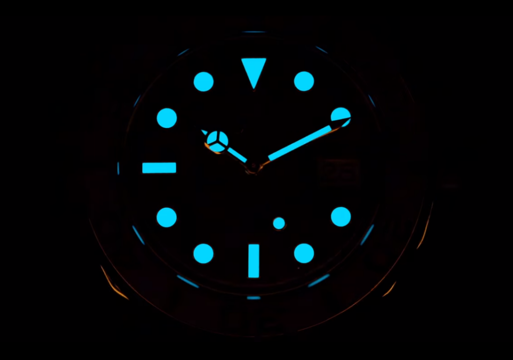 Rolex 40 Glow in Dark - Capture