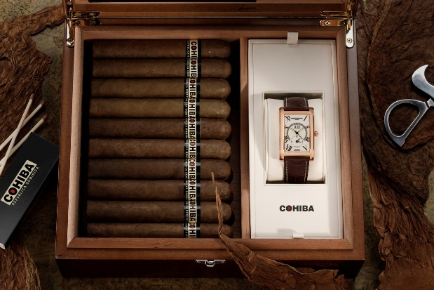 Frederique-Constant-cohiba-watch-limited-edition