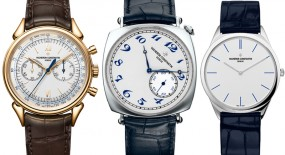 Vacheron Constantin Adds 3 Pieces To Historiques Collection
