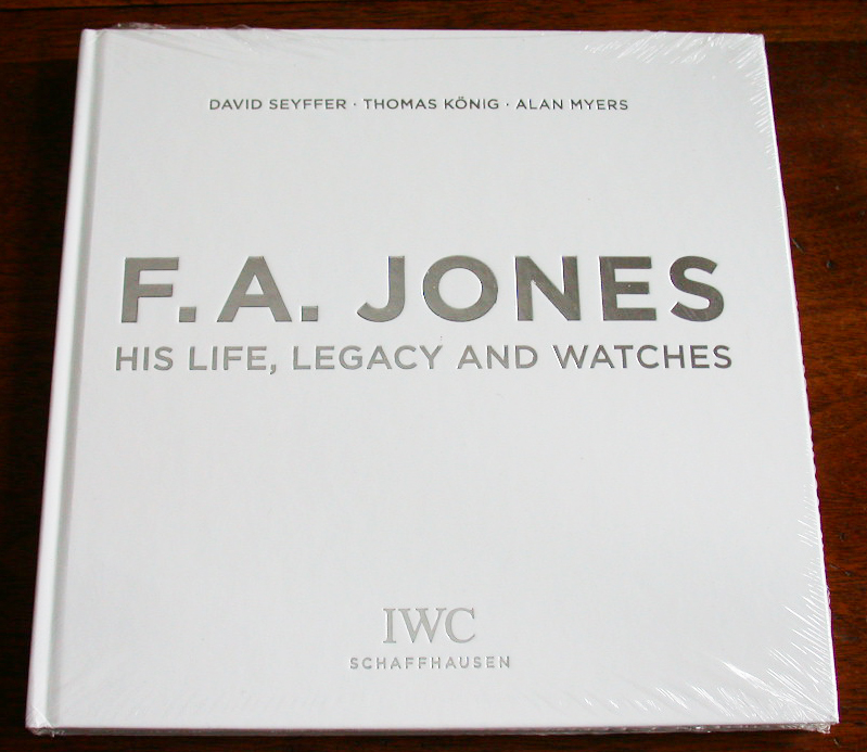 IWC-Jones-Book