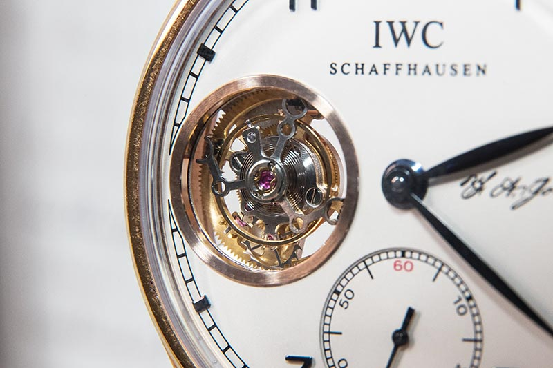 flying-minute-tourbillon-iwc-portugieser-hand-wound-d-h-craig-usa-watch-timepiece-limited-edition-detail