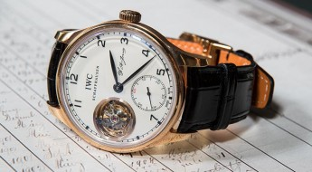 iwc-portugieser-tourbillon-watch-black-santoni-alligator-strap-d-h-craig-usa-red-gold-case-on-side