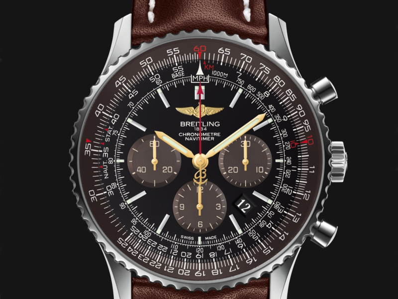 Cover-Breitling-Navitimer-Brown-Dial
