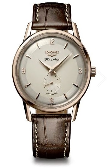 Longines-Heritage-Rose