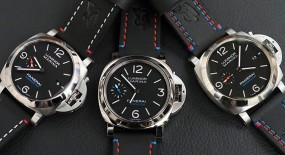 Panerai Celebrating the America's Cup