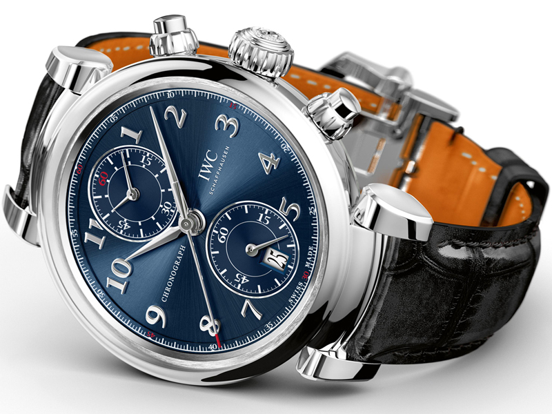 COVER-IWC Da Vinci Laureus Chronograph Edition-2017