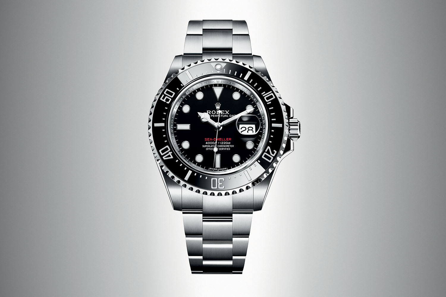 rolex sea dweller 50th anniversary at baselworld 2017. Black Bedroom Furniture Sets. Home Design Ideas
