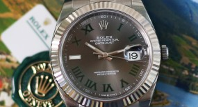 Rolex Datejust 41 with Multiple Dial Options