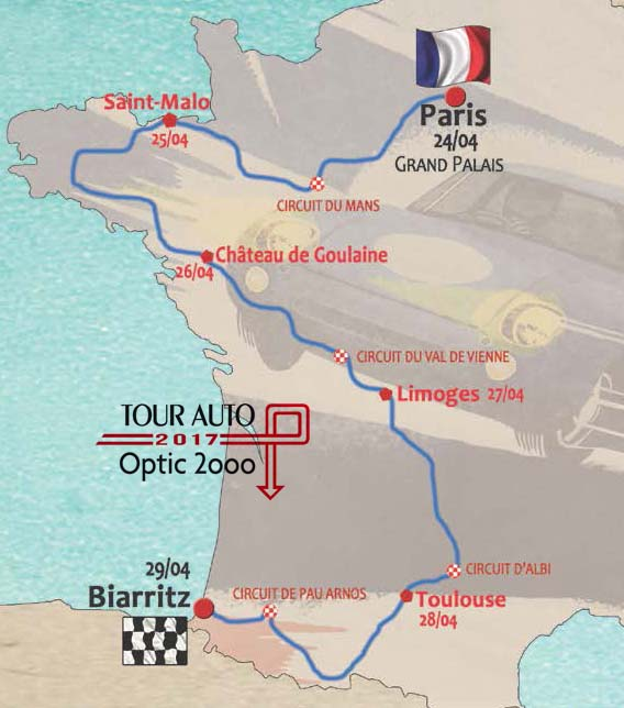2017-Tour-Auto-Optic-2000-Route-Map