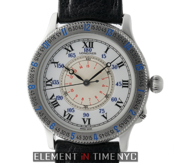 Longines Lindbergh 70th Anniversary watch