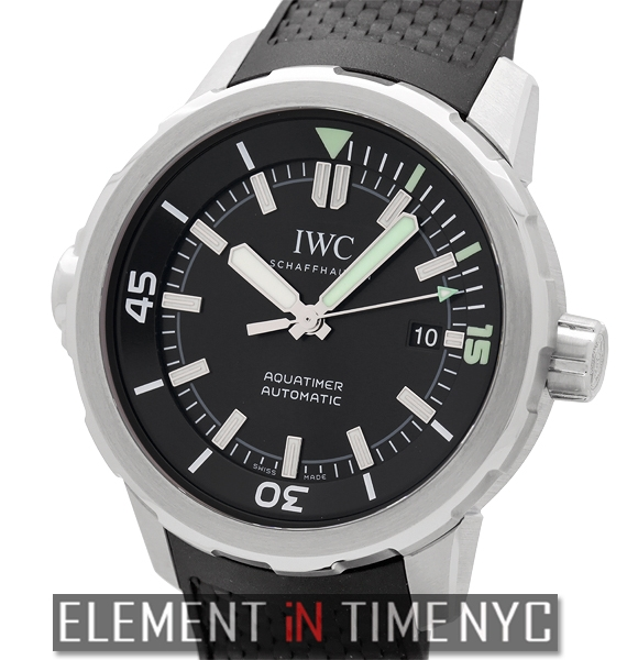 "IWC 42mm Aquatimer Automatic"" (Ref#: IW3290-01)"
