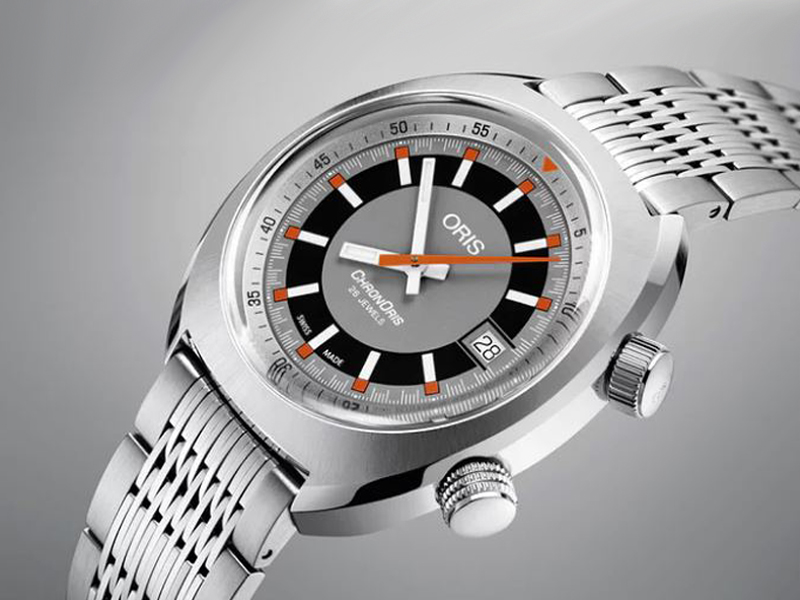 COVER--------Oris Chronoris Date