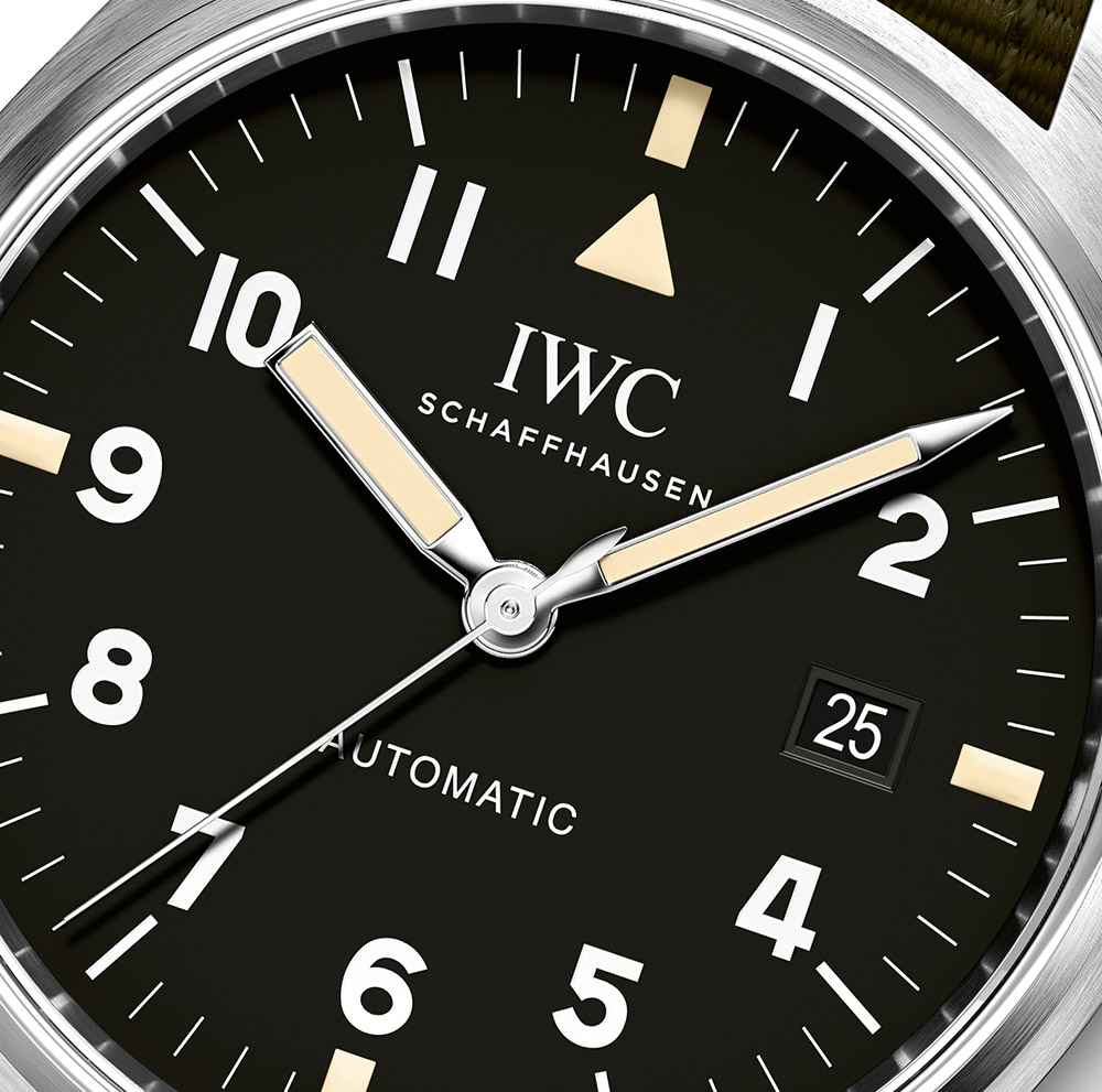 IWC-Pilots-Watch-Mark-XVIII-Edition-Tribute-to-Mark-XI-IW327007-2