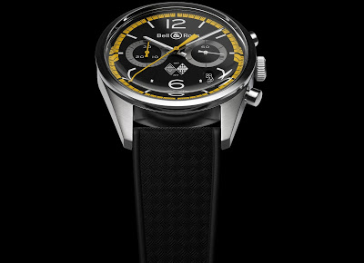 Bell & Ross BR 126 Renault Sport 40th Anniversary Limited Edition 2