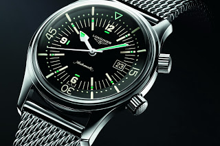 LONGINES Legend Diver 10TH Anniversary EDITION onMESH 02