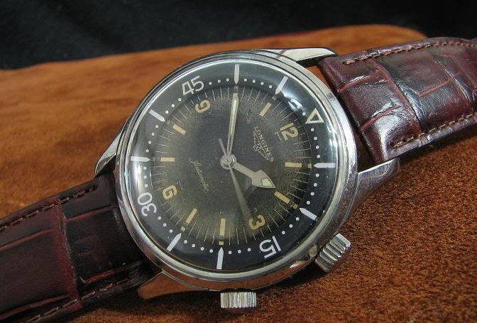 Longines Legend Diver from 1960s original