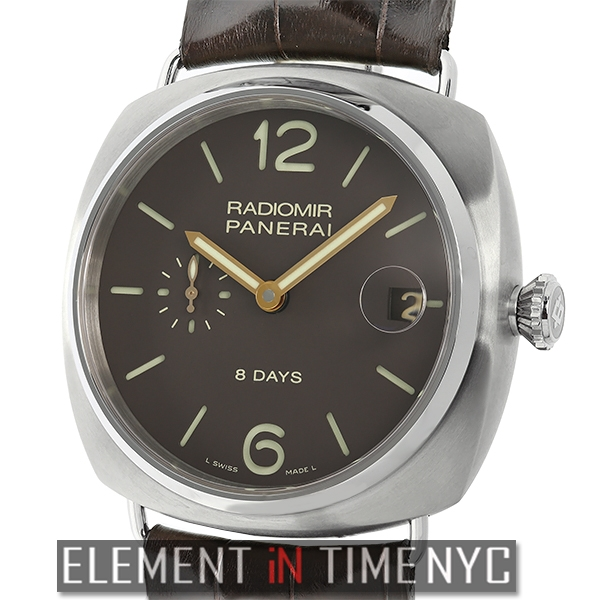 Panerai 45mm Radiomir 8 days Titanio -01