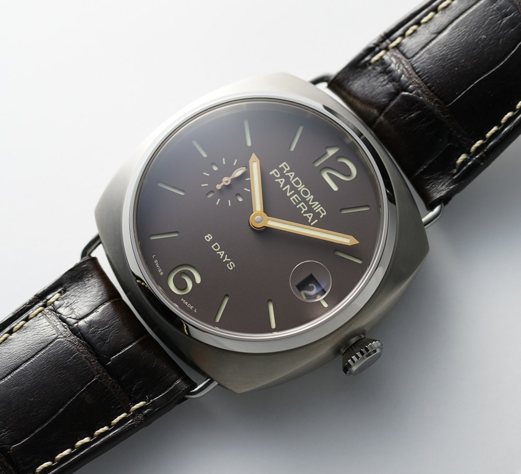 Panerai 45mm Radiomir 8 days Titanio -02