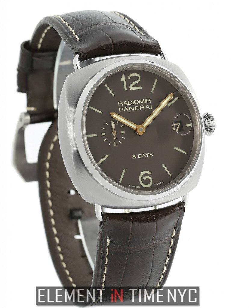 Panerai 45mm Radiomir 8 days Titanio -04