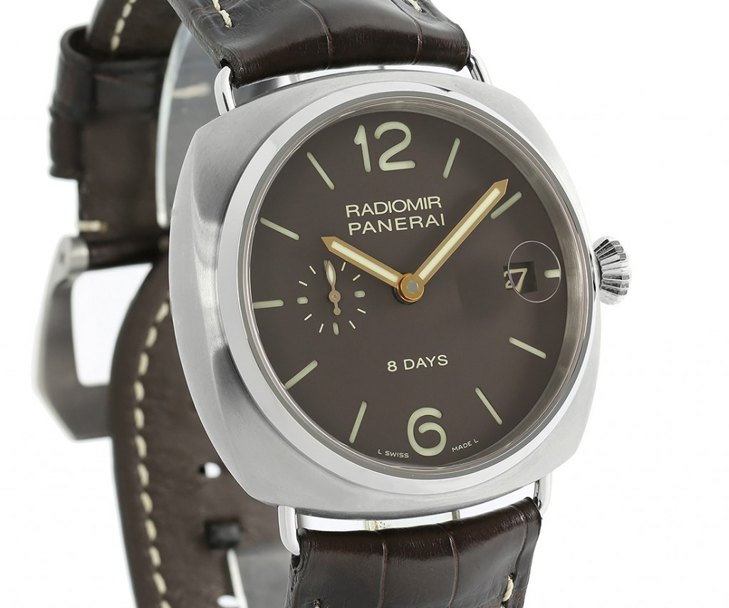 Panerai 45mm Radiomir 8 days Titanio -11