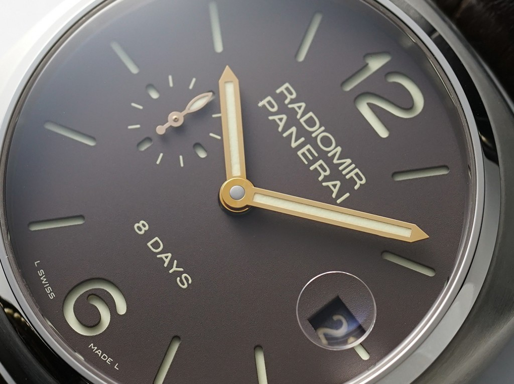 Panerai 45mm Radiomir 8 days Titanio -12