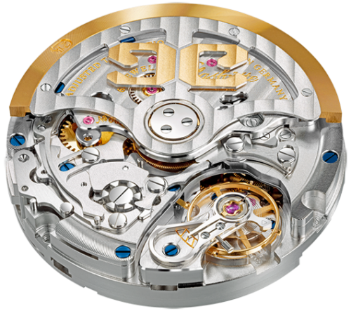 Glashütte caliber 37-01-6a